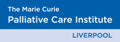 Marie Curie Palliative Care Institute Liverpool logo